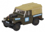 Oxford Diecast NLRL001 - N Scale  (ODNLRL001) Land Rover Lightweight United Nations
